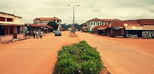 Ghana – ein Land voller Gegensätze