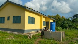 Gib über 4000 Menschen in Ghana die Chance medizinisch versorgt zu werden