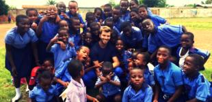 Simon Bausen und die holperigen Straßen Ghanas ...